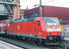 DB 146-108 Bremen Hbf.  20 March 2016