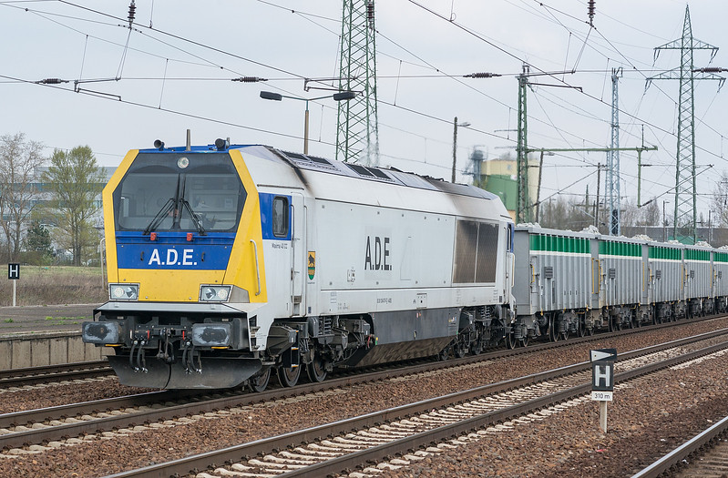 ADE 1264-007 Berlin Schonefeld 5 April 2017