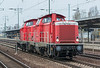 DB 212-298 + 212-036 Berlin Schonefeld 29 March 2017