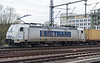 Metrans 386-021 Dresden Hbf. 29 March 2017