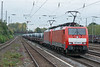 DB 189-026 + 189-078 Dusseldorf Rath 11 October 2017