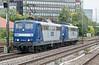 RBH 151-152 + 151-081 Dusseldorf Rath 11 October 2017
