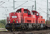 DB 265-016 + 265-011 Obehausen West 12 October 2017