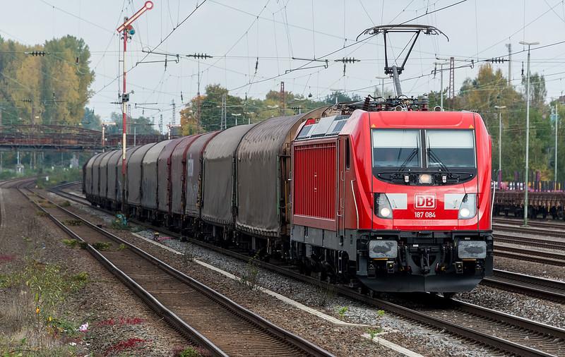 DB 187-084 Dusseldorf Rath 13 October 2017