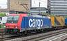 SBB Cargo 482-048 Dusseldorf Rath 13 October 2017