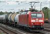 DB 185-156 Dusseldorf Rath 13 October 2017