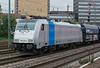 RailPool 186-300 Dusseldorf Rath 13 October 2017