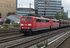 DB 151-088 + 151-035 Dusseldorf Rath 13 October 2017