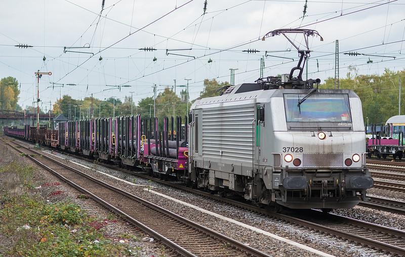 Akiem 37028 Dusseldorf Rath 11 October 2017