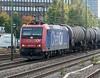 SBB Cargo 482-028 Dusseldorf Rath 13 October 2017