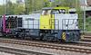 Captrain 274-107 Dusseldorf Rath 11 October 2017
