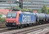 SBB Cargo 482-004 Dusseldorf Rath 11 October 2017