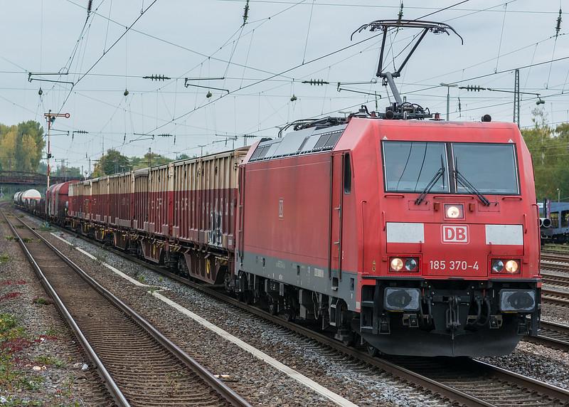 DB 185-370 Dusseldorf Rath 11 October 2017