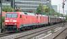 DB 152-118 + 185-011 Dusseldorf Rath 11 October 2017