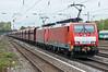DB 189-035 + 189-030 Dusseldorf Rath 11 October 2017