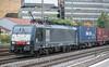 MRCE ES64 F4-207 Dusseldorf Rath 11 October 2017