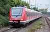 DB 422-058 + 422-035 Dusseldorf Rath 11 October 2017