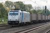 RailPool 186-431 Oberhausen Osterfeld Sud 12 October 2017