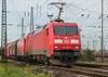 DB 152-166 + 185-224 Obehausen West 12 October 2017