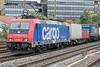 SBB Cargo 482-048 Dusseldorf Rath 11 October 2017
