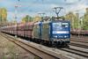 RBH 151-152 + 151-079 Dusseldorf Rath 13 October 2017