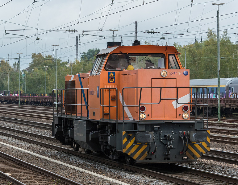 NorthRail 275-103 Dusseldorf Rath 13 October 2017