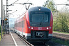 DB 440-325 departs from Himmelstadt on 20 April 2011