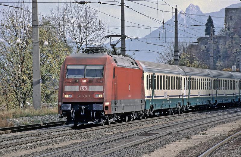 DB 101-013 Brixlegg 31 October 2008