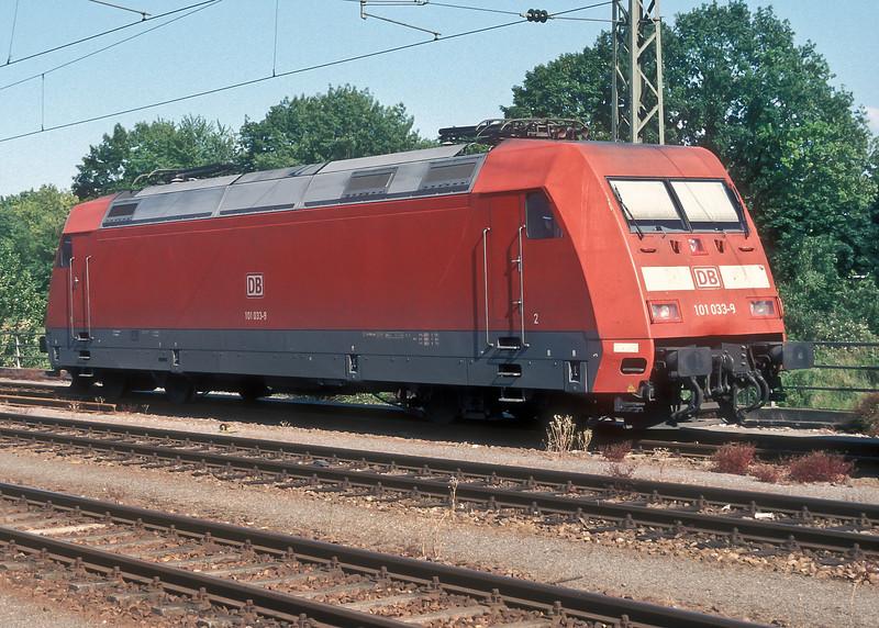 DB 101-033 Karlsruhe 19 May 2007