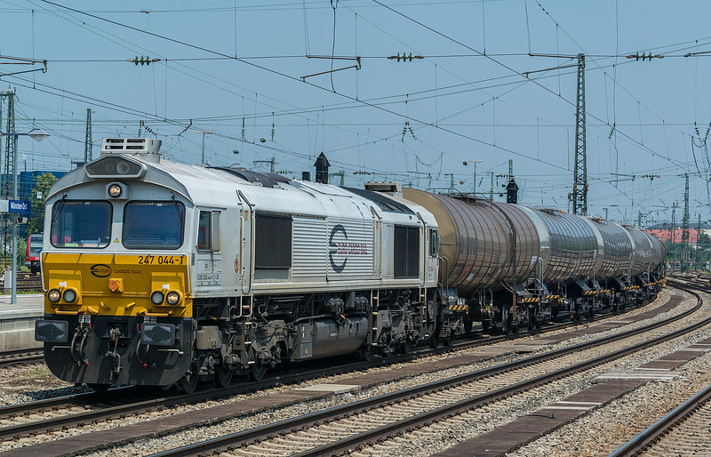 DB 266-444 M. Ost 27 June 2019