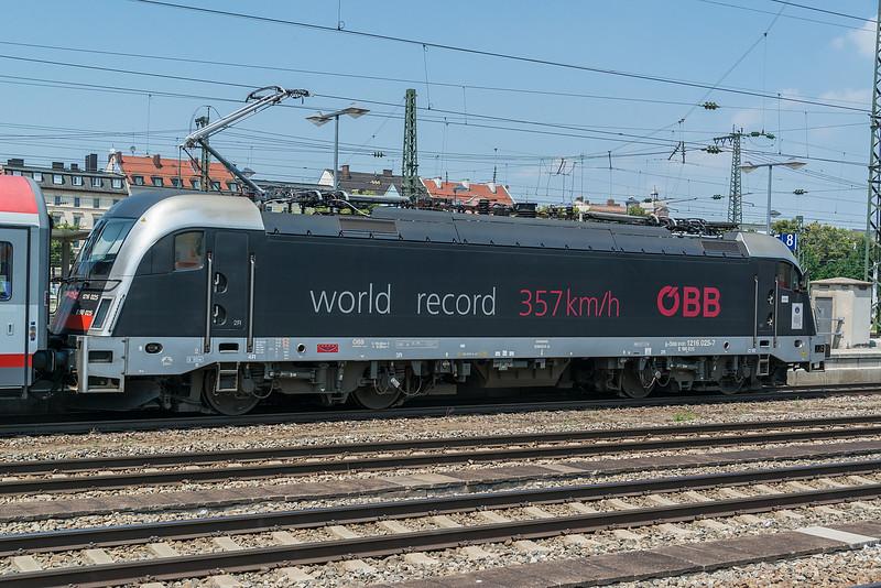 OBB 1216-025 M. Ost 27 June 2019