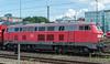 DB 218-446 M. Hackerbrücke 23 June 2019