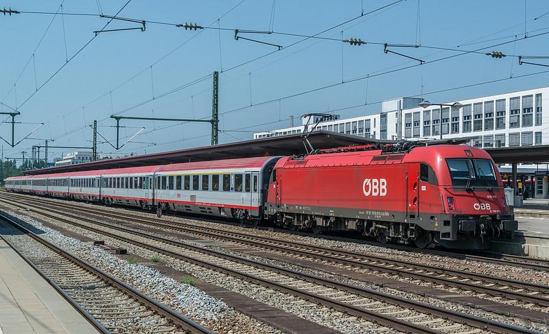 OBB 1216-013 M. Ost 27 June 2019