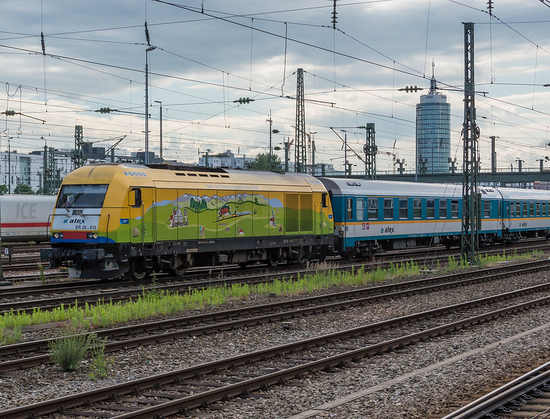 BRLL 1223-013 M. Hackerbrücke 23 June 2019