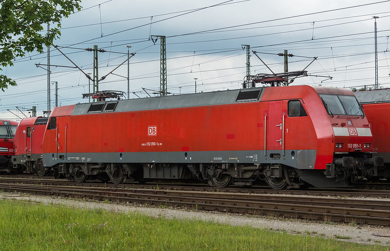 DB 152-050 M. Nord 23 June 2019