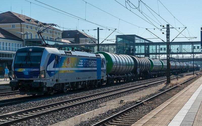 Railpool 193-824 24 June 2019
