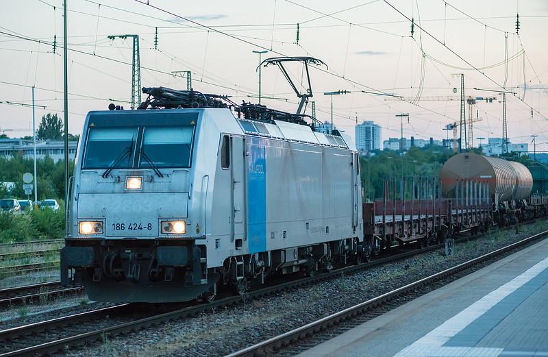 Railpool 186-424 19 June 2019