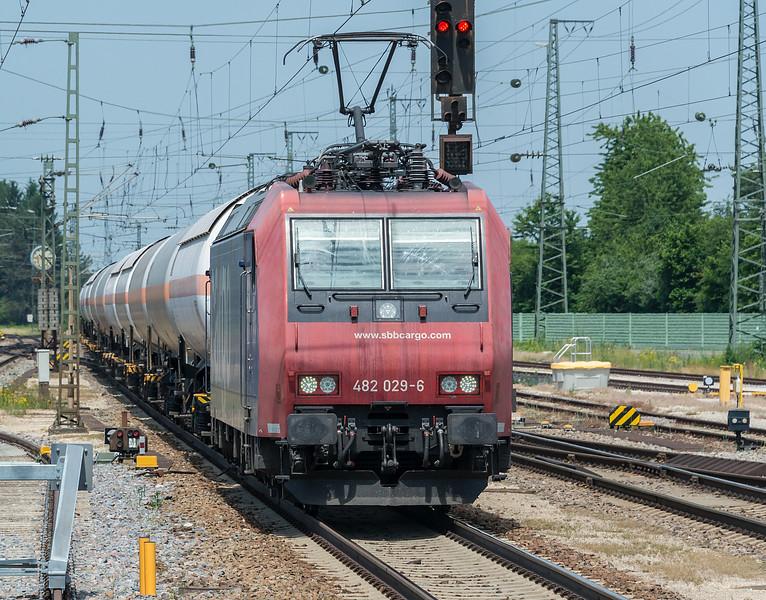 SBB Cargo 482-029
