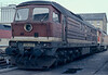 DR 231.050 at Bw Meiningen on 29 November 1992