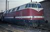 DR 228.172 at Bw Magdeburg on 26 November 1992