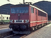 DR 250.270 waits at Leipzig Hbf. for its next duty on 26 July 1990