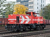 HGK DE81 returns light engine