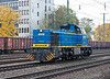This loco seems to follow me around Germany - Mittelweserbahn V2106 heads north light engine