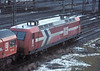 HGK 2004 also wears its full reporting number (to comply with German signalling regulations) of 145 CL 014 on the bodyside - it was stabled at Hamburg Wilhelmsburg on 6 March 2006
