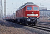 With no apparent ownership markings at all (saves the problem of whether it is Cargo or Railion or Logistiks or other combinations) DB 232.428 heads west through Oberhausen West on 2 March 2010
