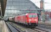 DB 185-287 Bremen 21 March 2014