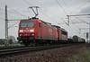 DB 145 054 + 155 122