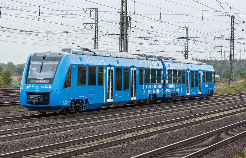 EVB 654-101 Wunstorf 13 September 2018
