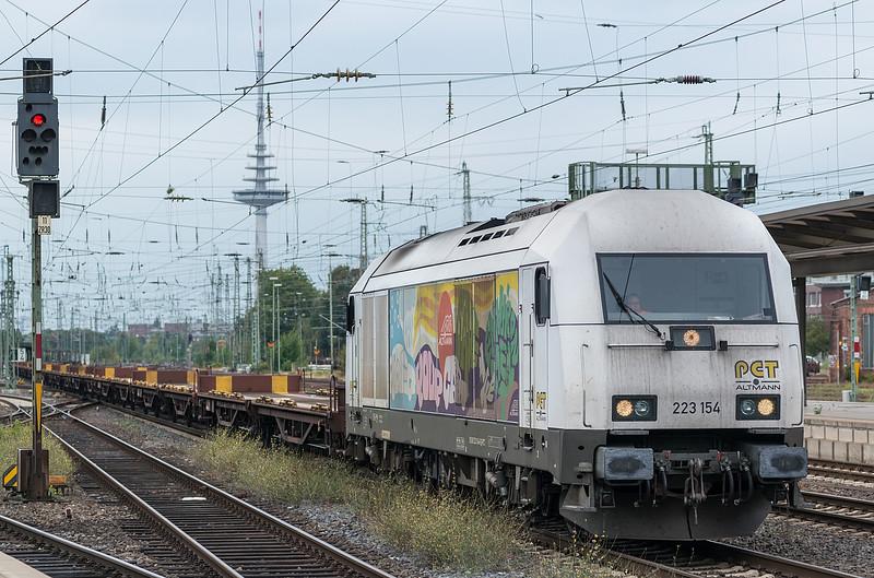 PCT 1223-154 Bremen Hbf. 11 September 2018
