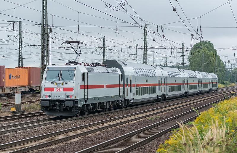 DB 146-567 Wunstorf 12 September 2018
